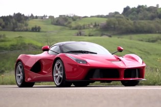 Chris Harris Tests the 963HP Ferrari LaFerrari Hypercar