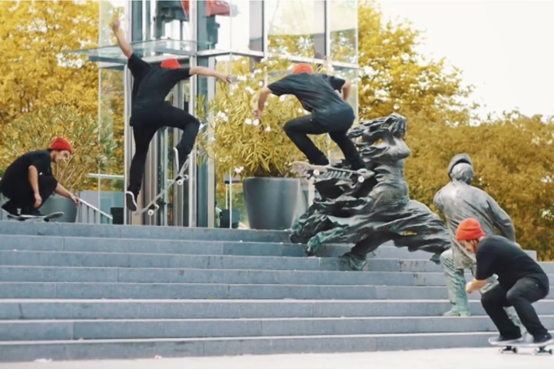 Cliff: The Story of the Kickflip