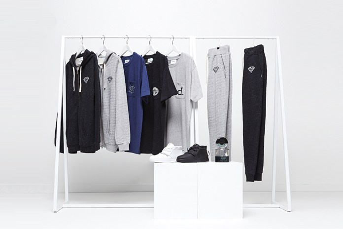 """Diamond Supply Co. """"Premium Brilliant Collection"""" Exclusively for PacSun"""