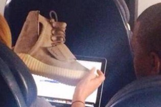 Kanye May Have Accidentally Revealed the adidas Yeezi Ahead of Schedule