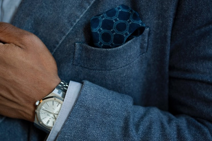 Drake's of London for HODINKEE 2014 Collection