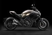 Ducati Diavel Titanium Motorcycle Unveiled at EICMA 2014