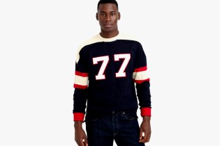 Ebbets Field Flannels for J.Crew Authentic Football Jerseys