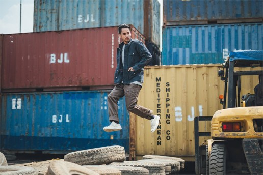 "elhaus 2014 Fall/Winter ""Explore Jakarta"" Editorial"