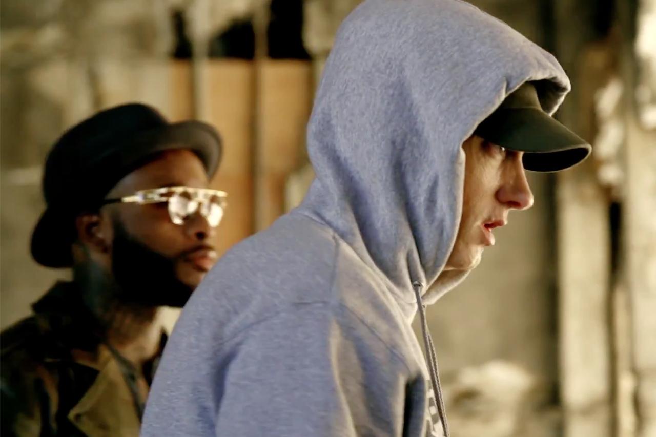 Eminem, Slaughterhouse & Yelawolf Deliver 19 Minutes of Acapella Heat