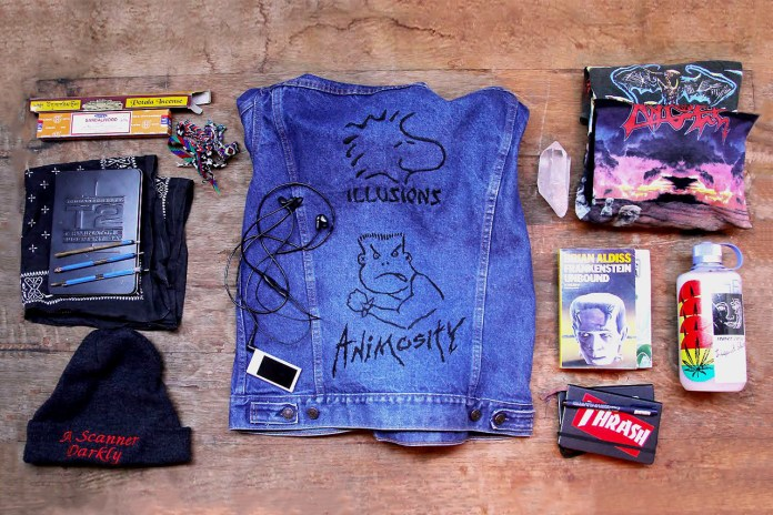 Essentials: Fergus Purcell