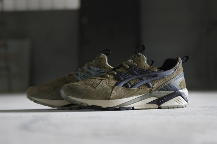 Footpatrol x ASICS 2014 Fall/Winter Gel Kayano
