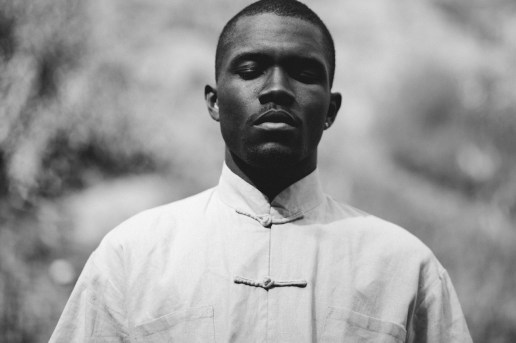 Listen to Frank Ocean's New Single 'Memrise'
