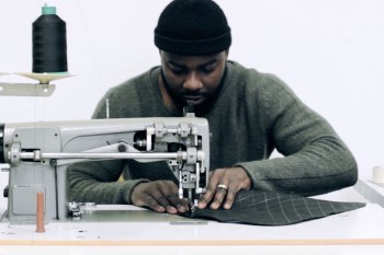 """Frankie Boateng Introduces the """"BLACK WINTER"""" Collection from Amsterdam's Flybird"""