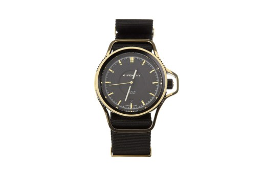 "Givenchy 2014 Fall/Winter ""Seventeen"" Watch Black/Gold"