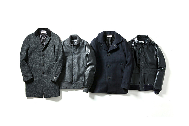 Head Porter Plus 2014 Fall/Winter Outerwear Collection