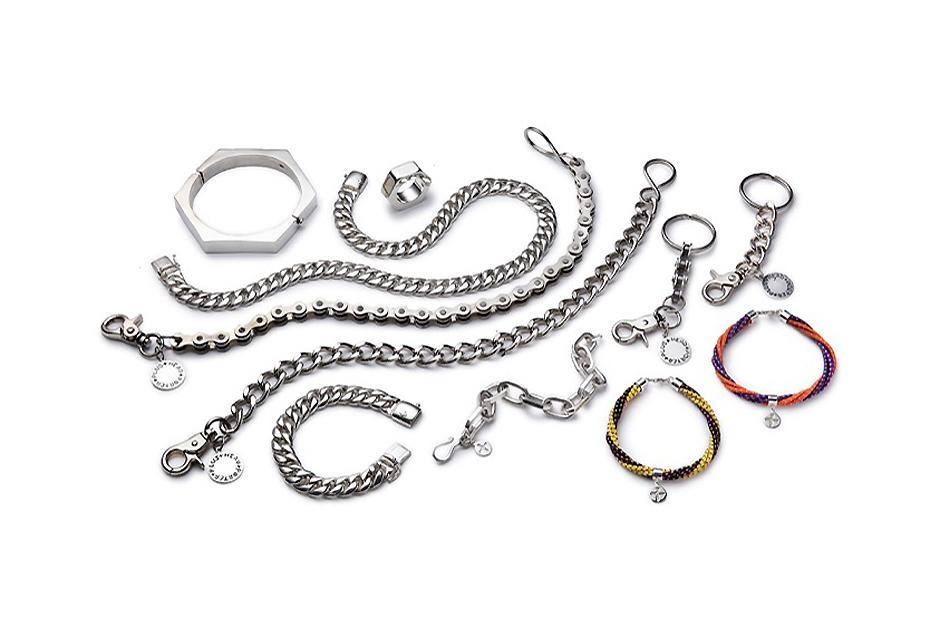 Head Porter Plus 2014 Silver Accessory Collection