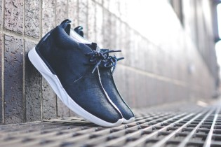 Heather Grey Wall x Clarks Sportswear 2014 Fall/Winter Collection