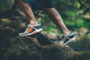 Highs and Lows x adidas Consortium 2014 Fall/Winter EQT Guidance '93