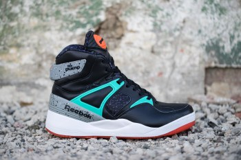 Highs and Lows x Reebok Pump 25th Anniversary