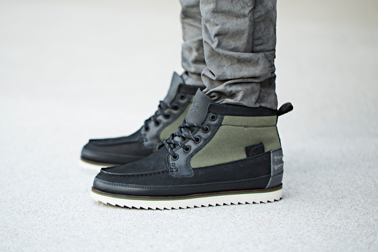 "Highs & Lows x Lacoste 2014 Winter ""Salute"" Pack"