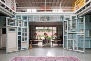 Hilberink Bosch Transform Old Garage Into Awesome New Space for Studio Boot
