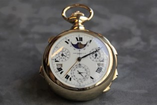 HODINKEE Watches the Patek Philippe Henry Graves Jr. Supercomplication Sell for $24 Million USD at Sotheby's