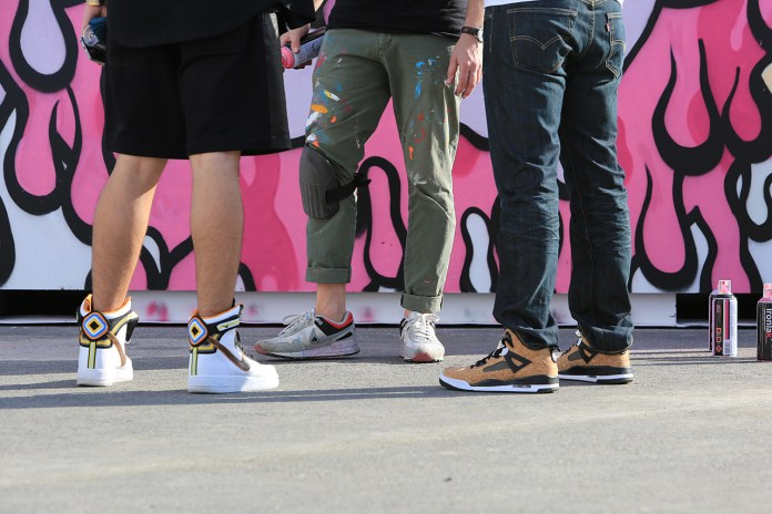 Inside Dubai's SoleDxB Sneaker Meetup