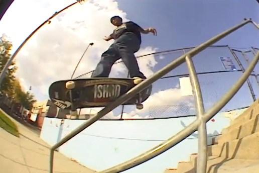 """Ishod Wair Drops Surprise """"ECVX14"""" Video Part"""