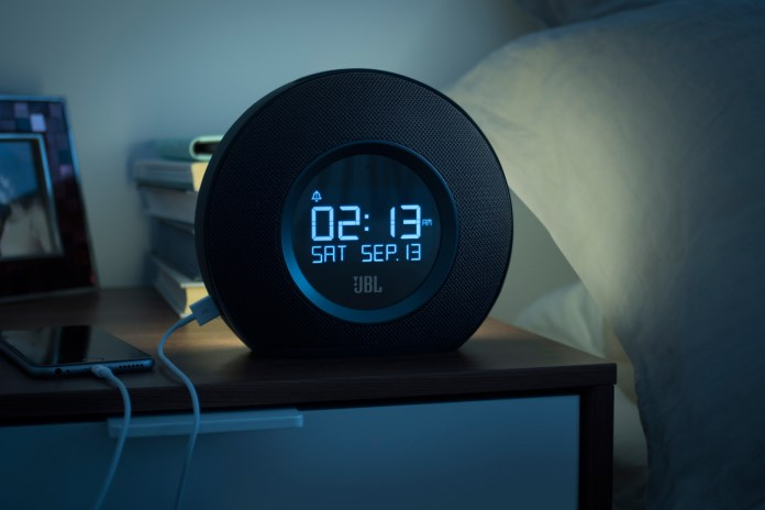 JBL's Horizon Speaker Wakes You Up with Ambient Light