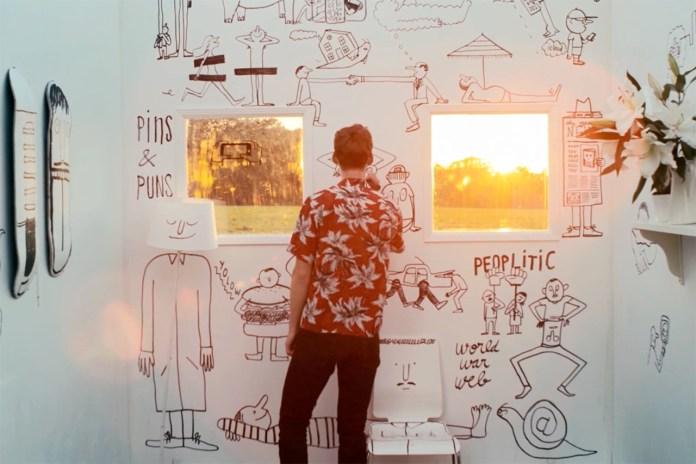 Jean Jullien Explains His Charming Illustrations to Handsome Frank