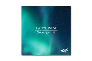 Kanye West vs. Sam Smith - Tell Me I'm Not The Only One (Carlos Serrano Remix)