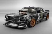 Ken Block Chooses the 845HP 1965 Ford Mustang AWD Monster for Gymkhana 7