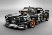 Ken Block Chooses the 845HP 1965 Ford Mustang AWD Monster for Gymkhana 7