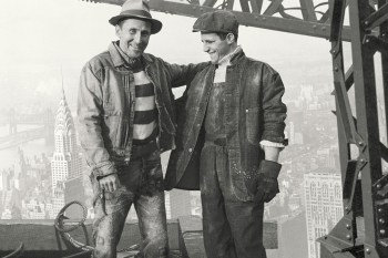 "Levi's Vintage Clothing 2014 Fall/Winter ""Metropolis"" Lookbook"