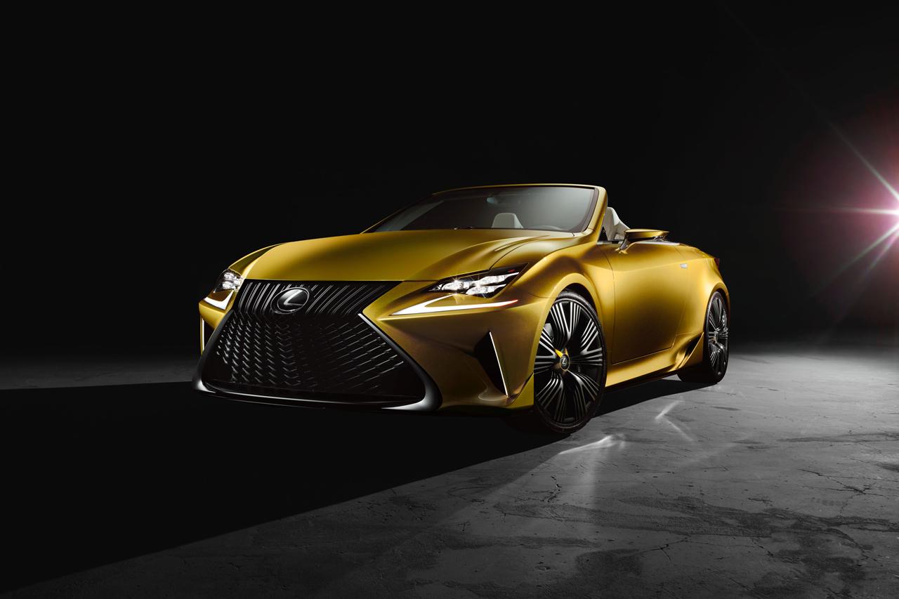 Lexus Unveils the LF-C2 Concept