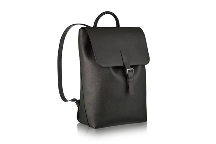 Louis Vuitton Taurillon Backpack