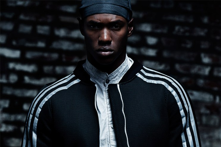 LPD New York x adidas Basketball 2015 Spring/Summer Editorial by Fucking Young!