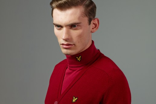 Lyle & Scott 2014 Fall/Winter 1960 Collection