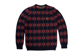 Lyle & Scott 2014 Fall/Winter Festive Range