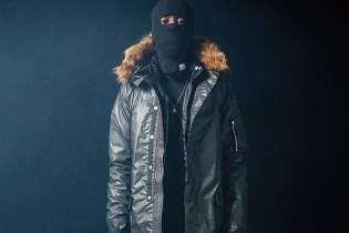 "MAGIC STICK 2014 Fall/Winter ""Midnight Marauders"" Lookbook"