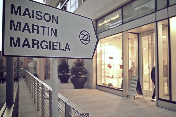 Maison Martin Margiela Opens Accessories-Only Boutique in Milan