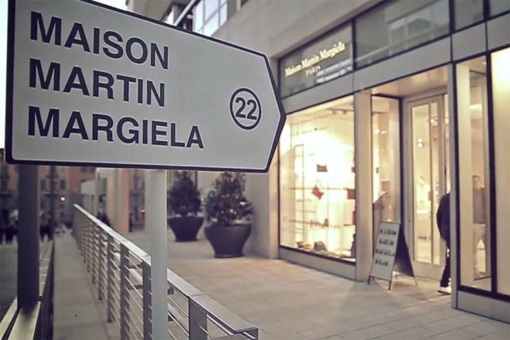 Maison Margiela Rome Store