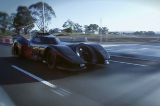 Man Spends Two Years Building Street-Legal 1989 Batmobile