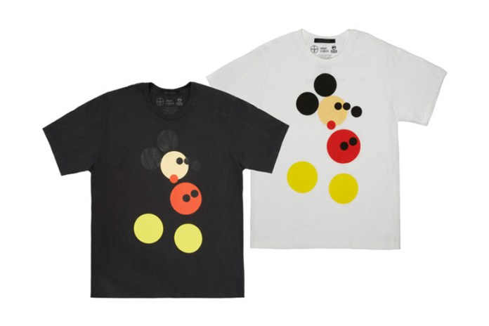 "Owning Damien Hirst's $1.5 Million ""Mickey"" Is Likely to Never Happen But Settle for a $98 T-shirt"