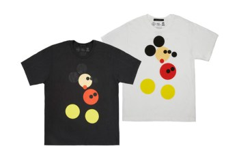 """Owning Damien Hirst's $1.5 Million """"Mickey"""" Is Likely to Never Happen But Settle for a $98 T-shirt"""