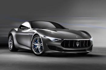 Maserati to Introduce Alfieri Concept at LA Auto Show