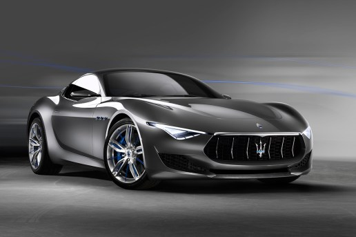 Maserati to Introduce Alfieri Concept at LA Auto Show