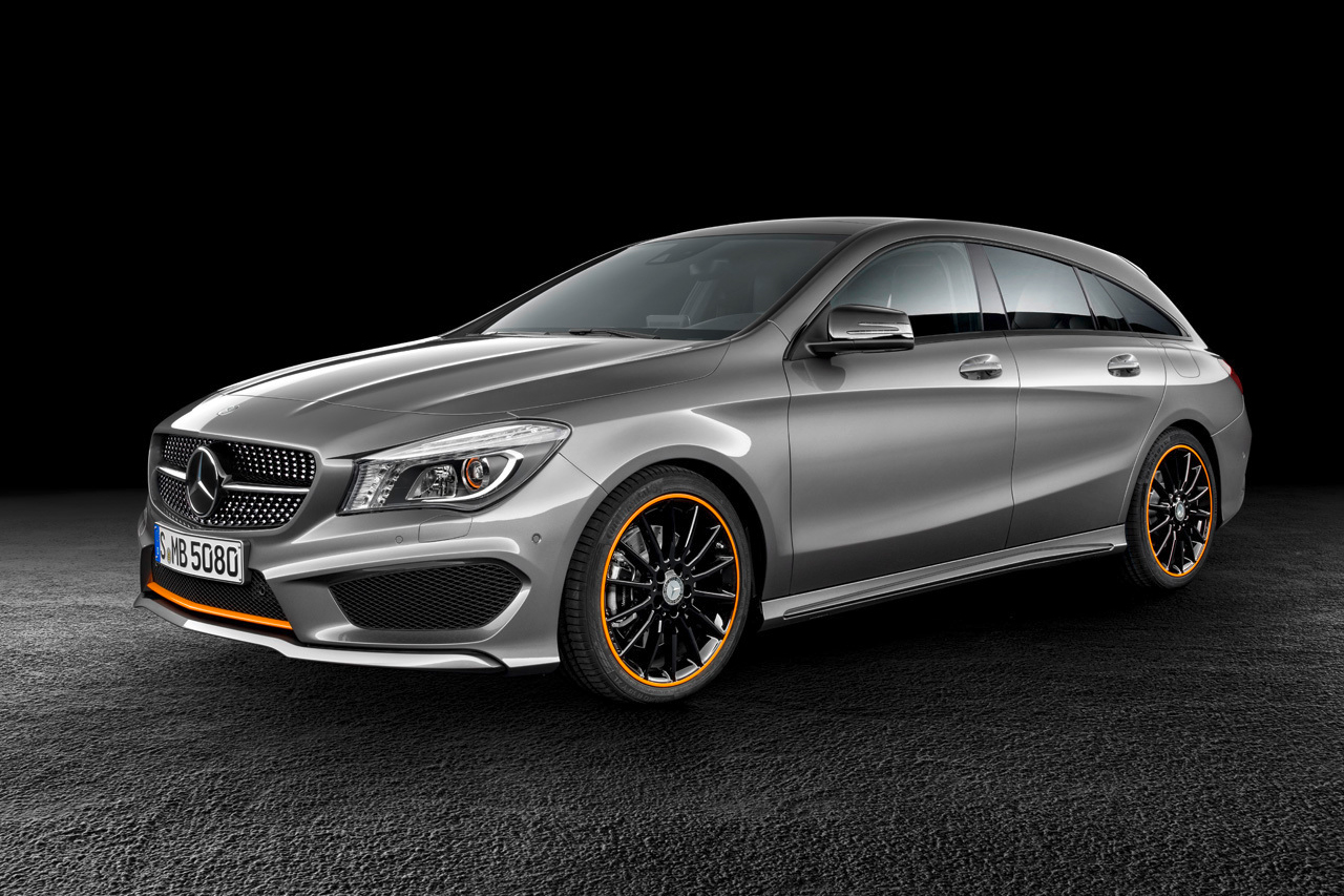 Mercedes-Benz Announces the New CLA Shooting Brake