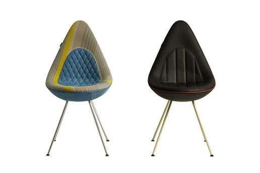 MINI and Republic of Fritz Hansen Redesign the 1958 Drop Chair