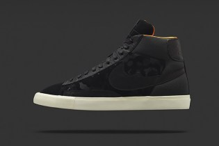 Mo' Wax Records x Nike Blazer
