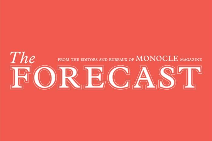 Monocle Introduces The Forecast Magazine