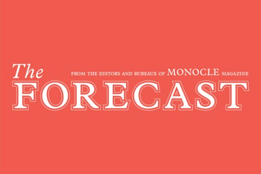 Monocle Introduces The Forecast Magazine