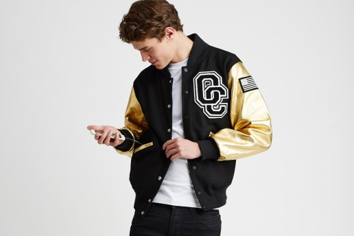mophie x Opening Ceremony Limited-Edition Charging Varsity Jacket