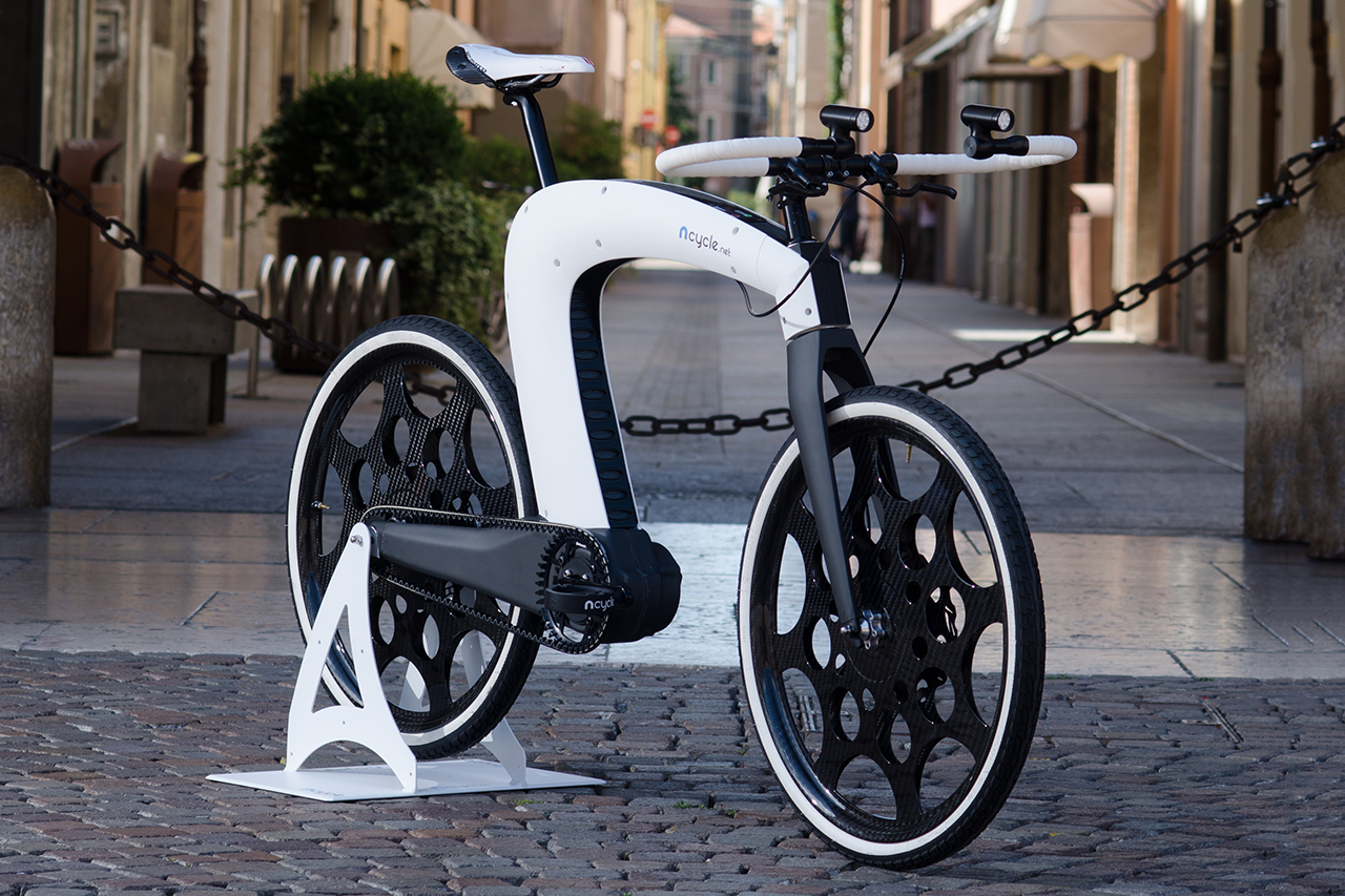 nCycle 100 Special Edition